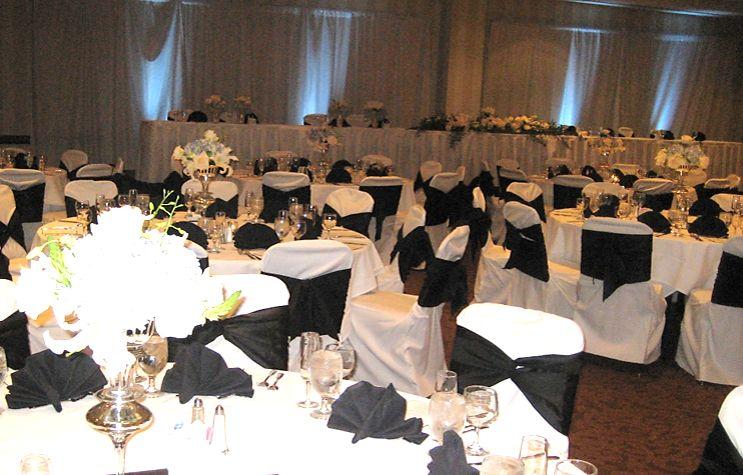 Plaza Ballroom Black & White