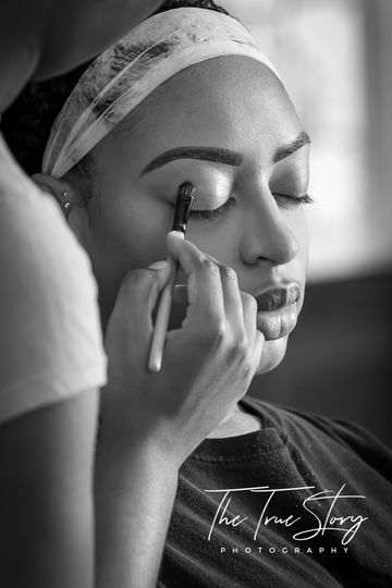 Makeup by Ebony H