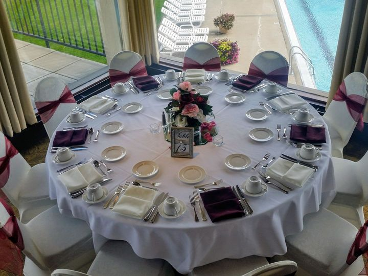 Tmx 1493208951640 Povolo Tablescape Elm Grove, WI wedding venue