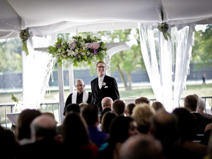 Tmx 1500666174944 Groomtentceremony Elm Grove, WI wedding venue