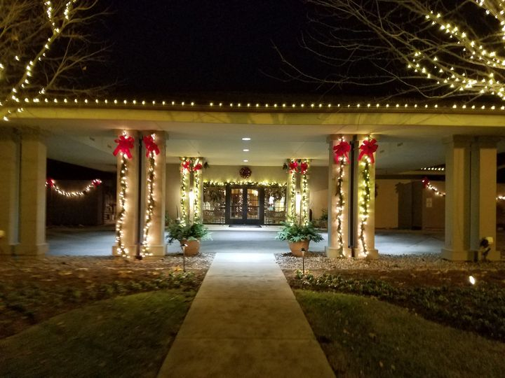 Tmx 1500667342759 Christmas Entrance 2 Elm Grove, WI wedding venue