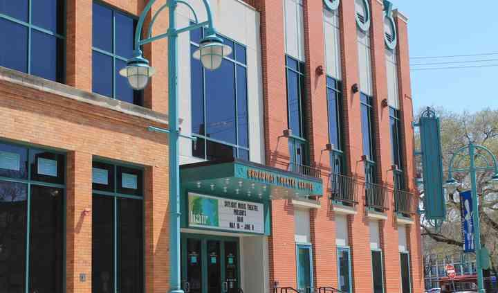 Broadway Theatre Center