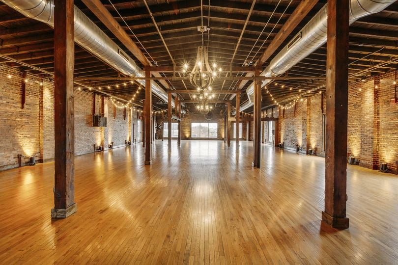 ONE Historic Event Space -  Main Room