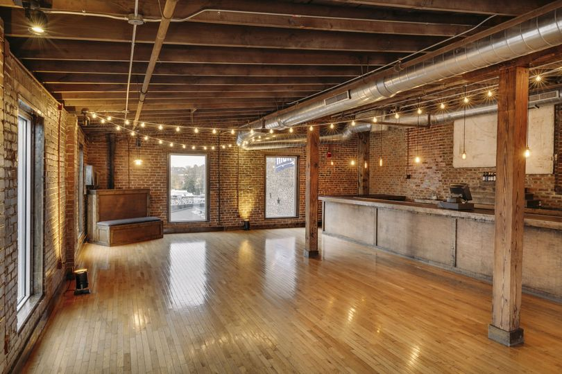 ONE Historic Event Space -  Lounge Bar