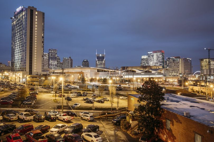 ONE Historic Event Space -  View of Downtown Nashville
