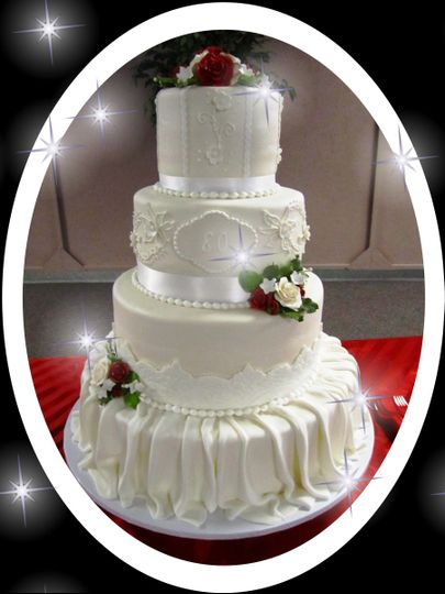 Cakes By MooShu Wedding Cake Arizona Phoenix And Surrounding Areas