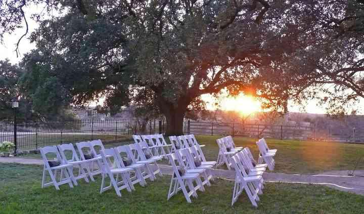 White Garden Events at Markward Manor