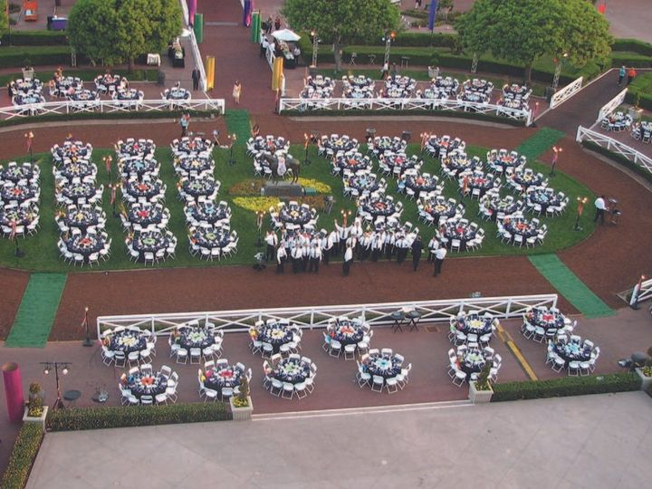 Tmx 1533744913 Af1d3baaa9633c55 1533744911 8b5814b87c700487 1533744911379 32 Paddock Dinner Arcadia, CA wedding venue