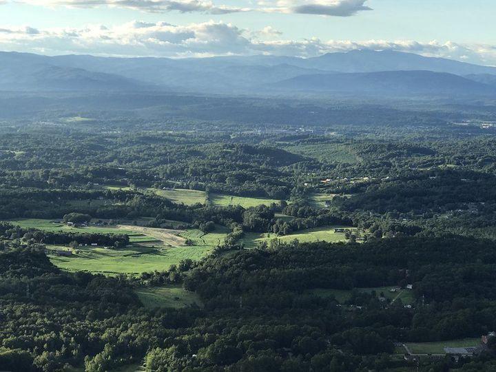 View from Hidden Hill