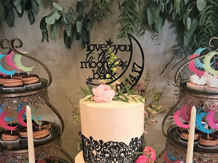 Tmx 1494262229281 1.14.17 Wedding 200 Grover Beach, California wedding cake