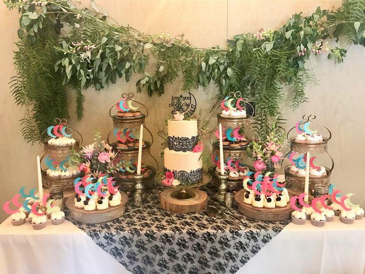 Tmx 1494262231725 1.14.17 Wedding Grover Beach, California wedding cake