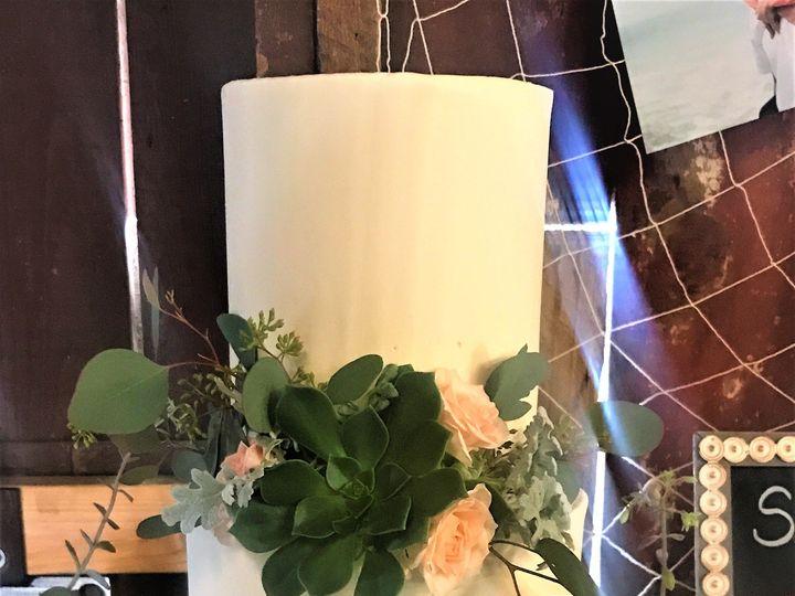 Tmx 1494262256854 1.21.17 Wedding Grover Beach, California wedding cake