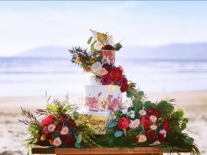 Tmx 1494262333680 3.25.17.3.4 Grover Beach, California wedding cake