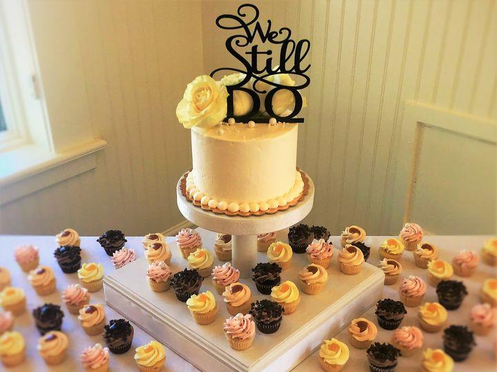Tmx 1494262485427 07.16.16 Anniversary2   Copy Grover Beach, California wedding cake