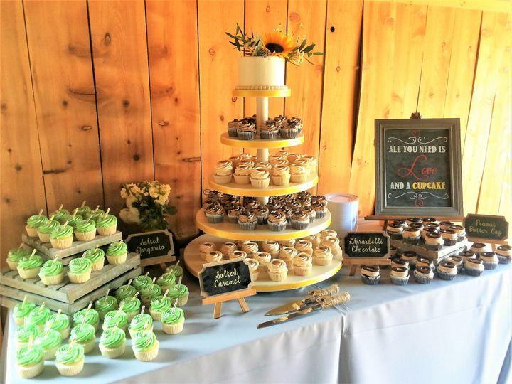 Tmx 1494262499322 8.6.16 Wedding200   Copy Grover Beach, California wedding cake