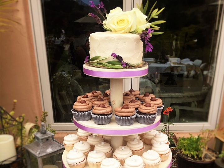 Tmx 1494262552729 9.3.16 200 Wedding   Copy 2 Grover Beach, California wedding cake