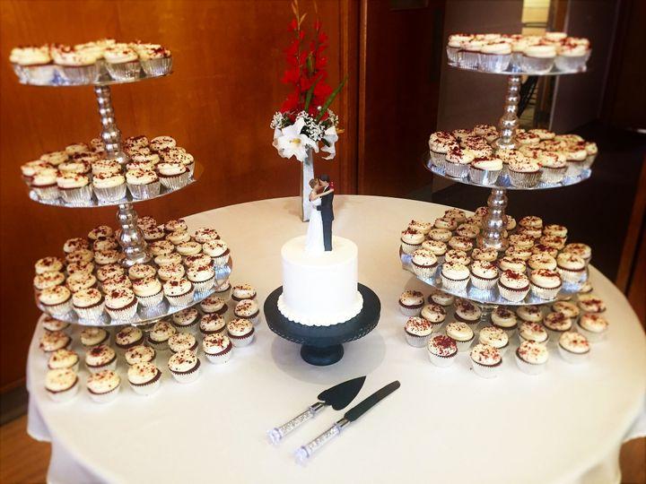 Tmx 1494262592422 9.10.16  1 Wedding200   Copy Grover Beach, California wedding cake