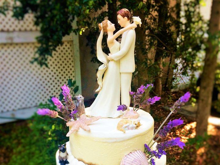 Tmx 1494262609463 9.10.16  2 Wedding200   Copy   Copy Grover Beach, California wedding cake