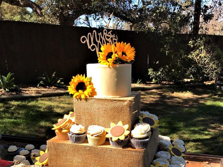 Tmx 1494262624246 10.1.16  2 Wedding   Copy Grover Beach, California wedding cake
