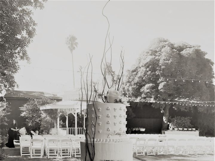 Tmx 1494262792826 12.3.16 Wedding3 Grover Beach, California wedding cake