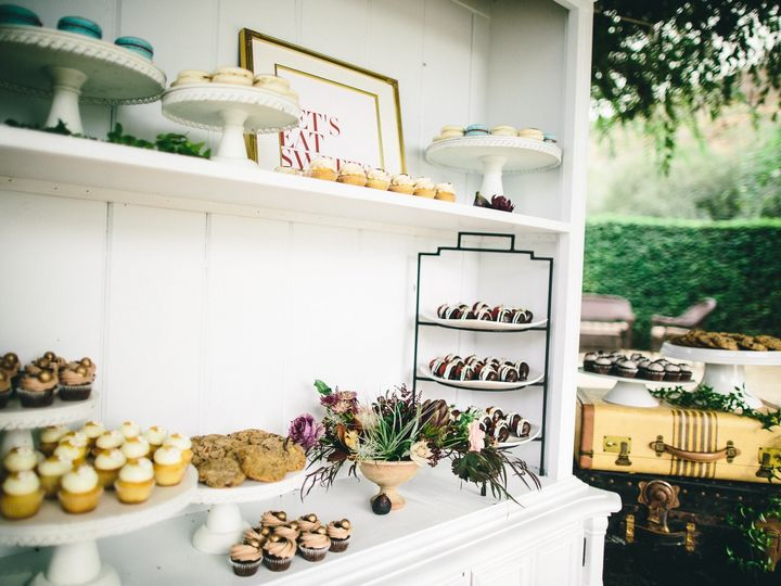 Tmx 1494262823330 Dessert Bar 3 Grover Beach, California wedding cake