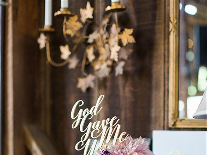 Tmx 1494262874711 San Luis Obispo Wedding At Dana Powers House And B Grover Beach, California wedding cake