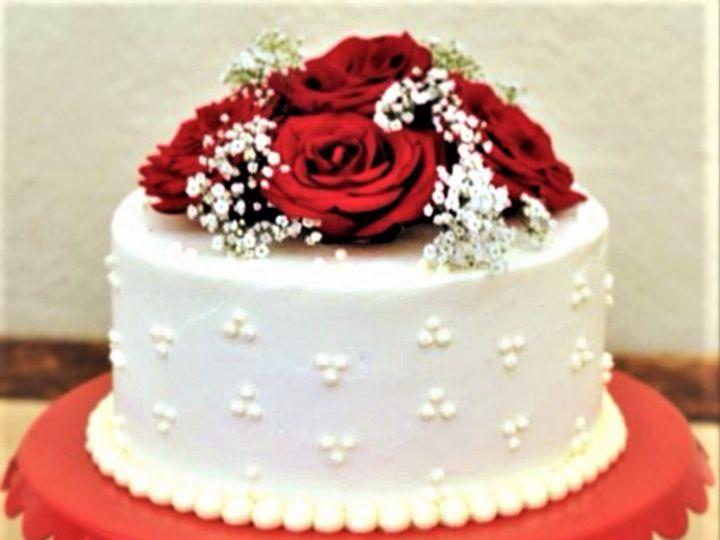 Tmx 1494262893698 Wedding 4200 Grover Beach, California wedding cake