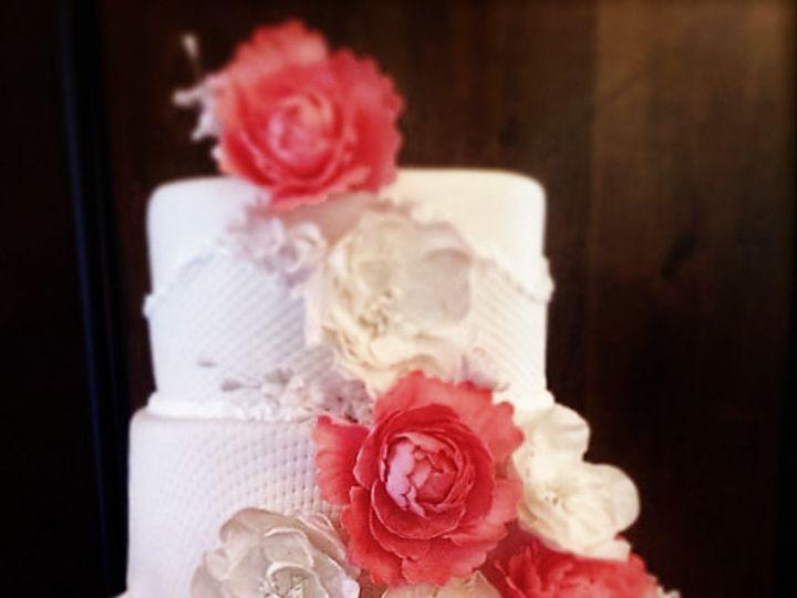 Tmx 1494262911179 Wedding 6200 Grover Beach, California wedding cake