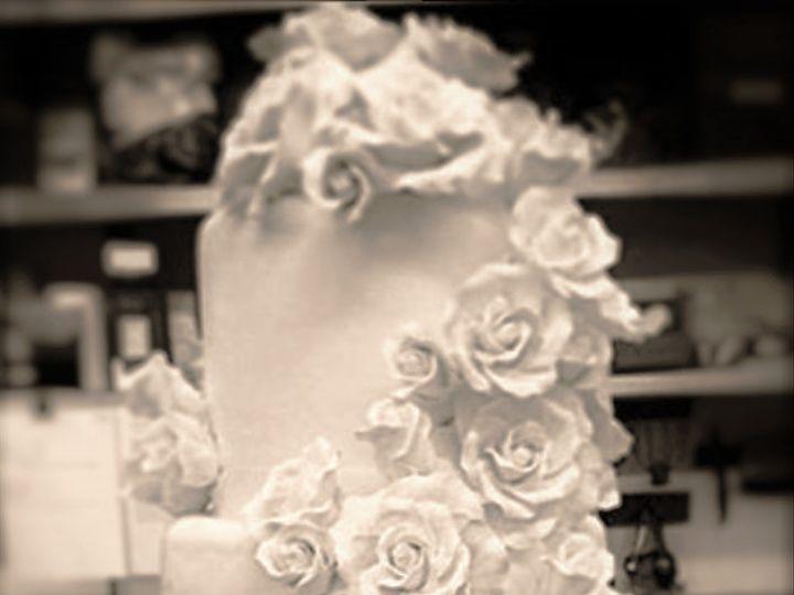 Tmx 1494262918090 Wedding Cake 2200 Grover Beach, California wedding cake