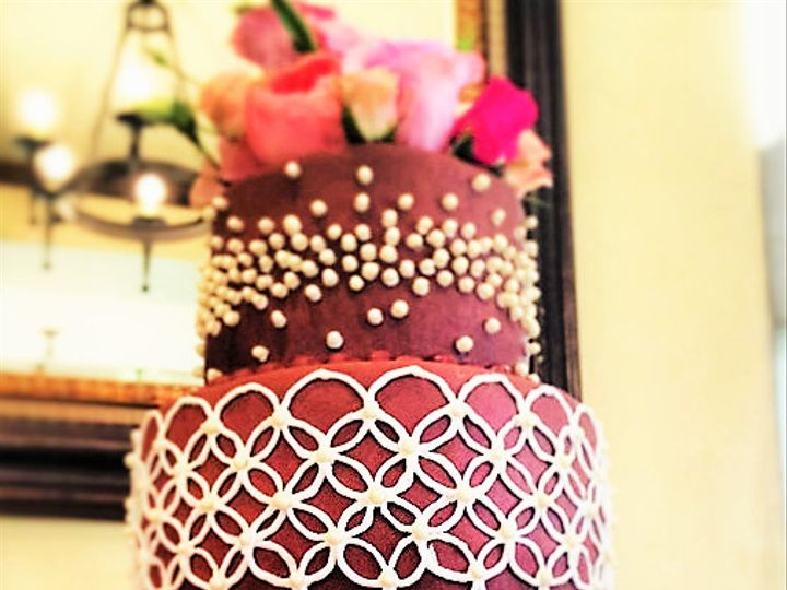 Tmx 1494262931983 Wedding200  Grover Beach, California wedding cake