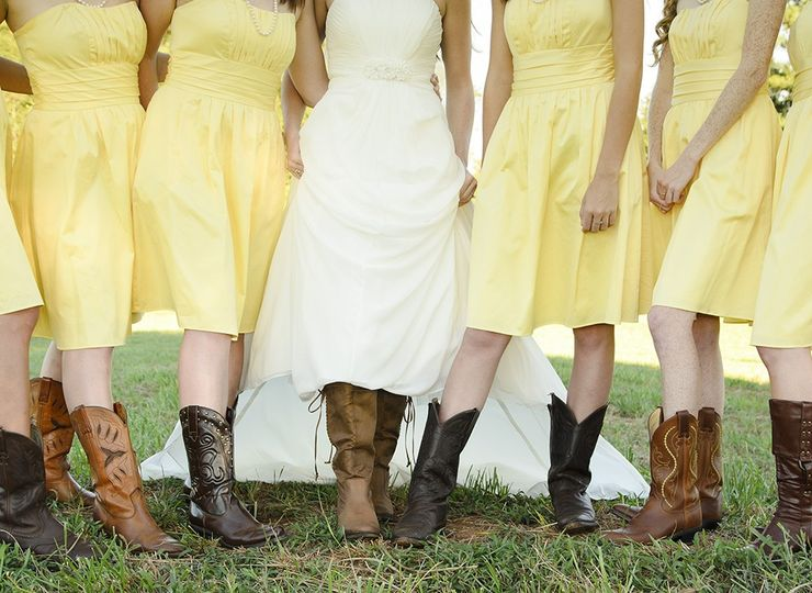Covenant Country wedding