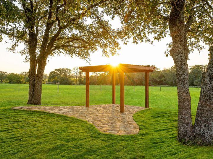 Tmx Pergola West View 51 1924919 160330778060473 Paige, TX wedding venue