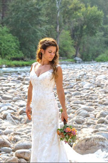 Breathtaking riverside
