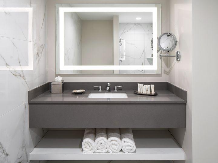 Tmx Karol Hotel Model Room Bathroom Sink 51 1884919 1568744128 Clearwater, FL wedding venue
