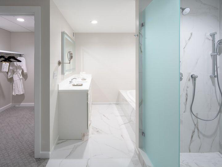 Tmx Karol Hotel Presidential Suite Bedroom Two Bathroom 51 1884919 161245362256284 Clearwater, FL wedding venue
