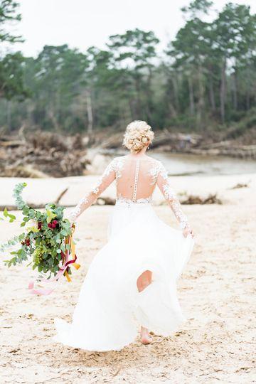Magnolia Rose Wedding