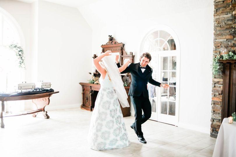 Magnolia Rose Company Wedding