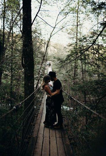 Dreamlike forest walkway - Bobbi Phelps Photography