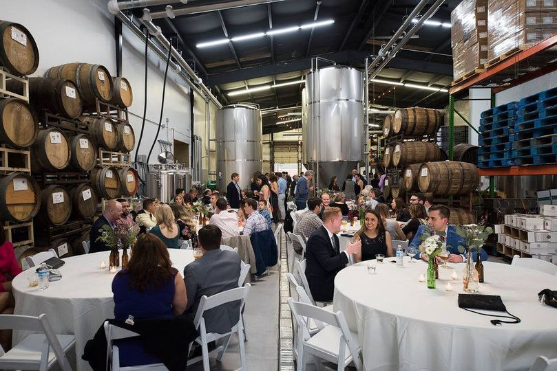 The barrel room - dining