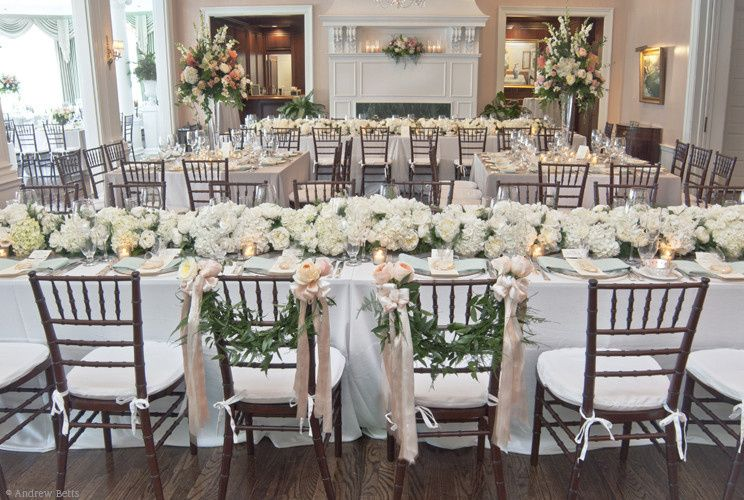 bridal table ccc