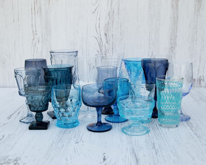 Collection of Beautiful Blues