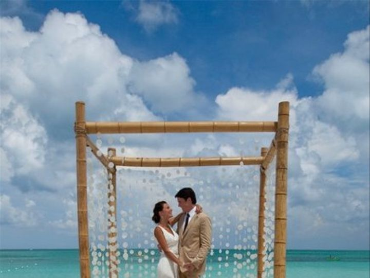Tmx 1280975408167 SandalsWeddingbyMarthaStewartThumbnailPIC Dillsburg wedding travel
