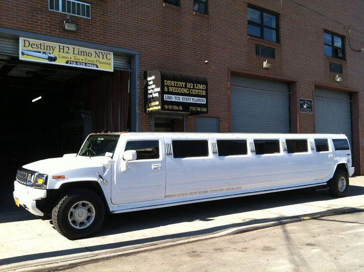 Destiny H2 Limo NYC, Inc.