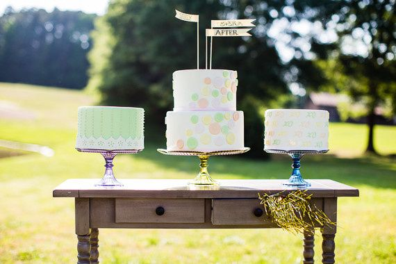whimsical spring summer wedding ideas 17