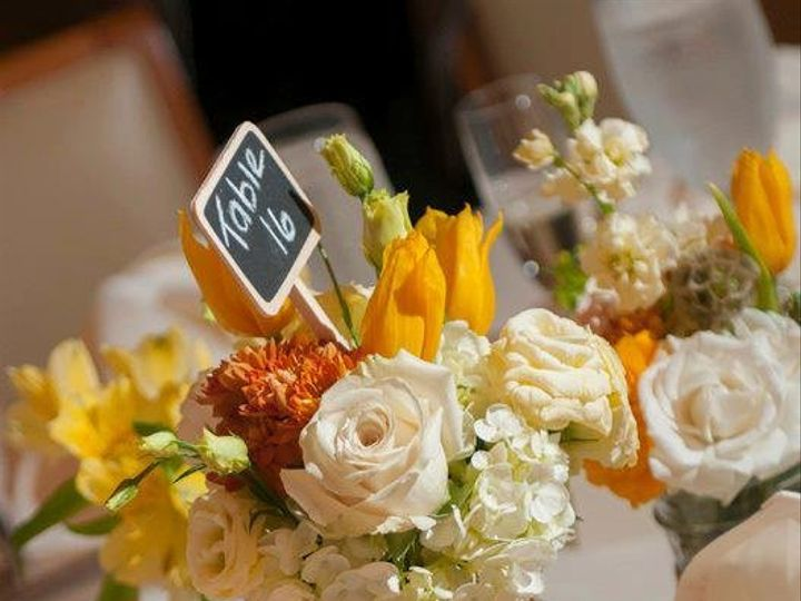 Tmx 1354331026764 Masonjarcenterpieces Durham, New Hampshire wedding florist