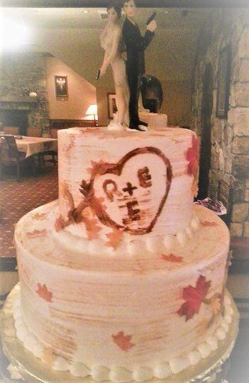Fun cake toppers