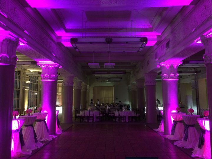 Tmx 1493606928183 The Federal Ballroom New Orleans Uplight   Pink Lafayette, Louisiana wedding dj