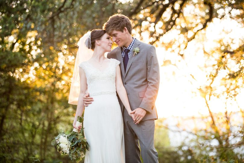 Sun-filled wedding - Jennifer Weems Photography