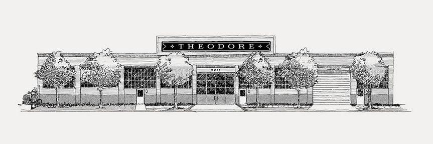 the theordore sketch