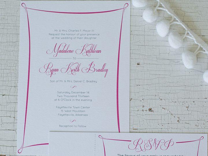 Tmx 1444758175223 Mr3 Tulsa wedding invitation